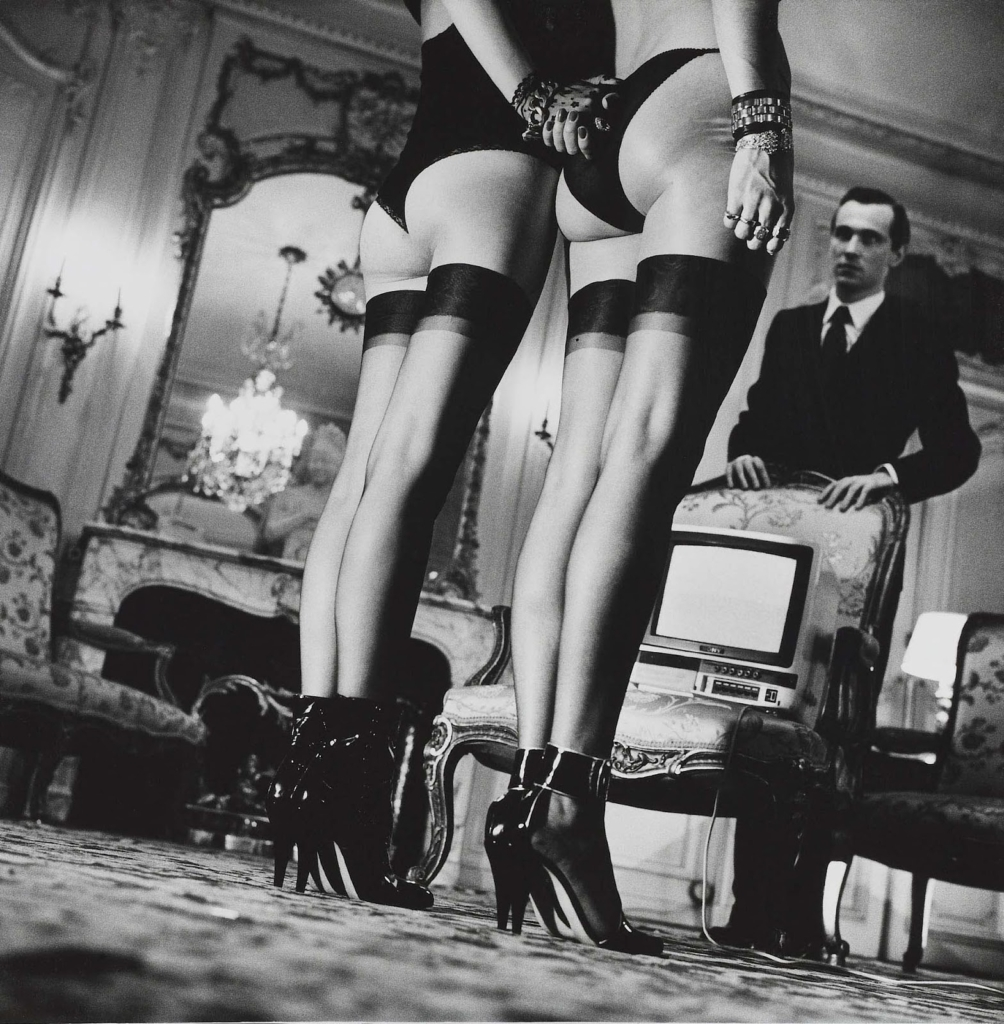 Helmut Newton, Two Paírs of Legs S/A